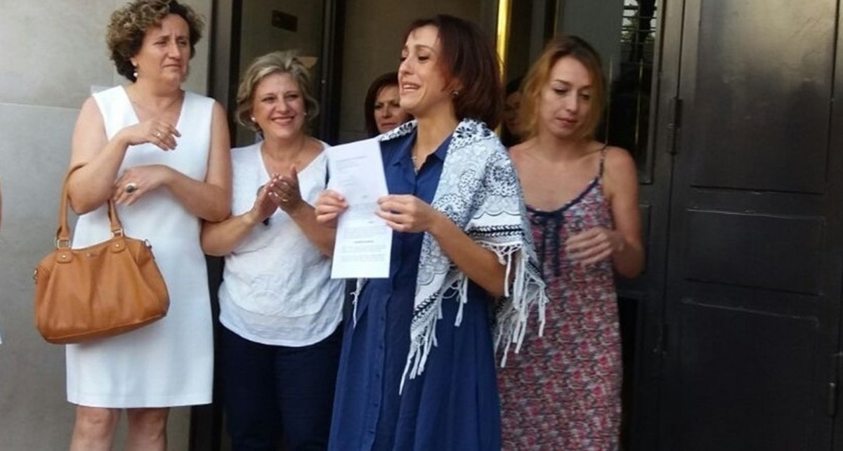 Juana Rivas Libertad Provisional 1