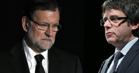 Rajoy vs puigdemont