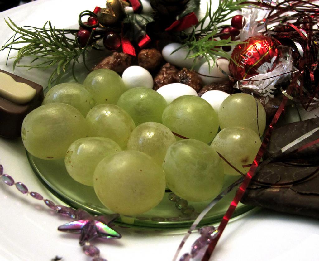 Uvas de Fin de au00f1o