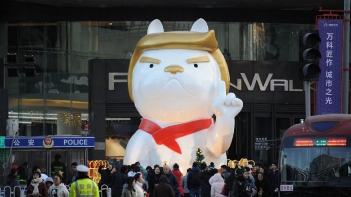 #TrumpDog