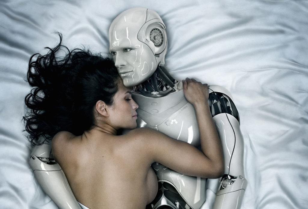 Robot sexual masculino