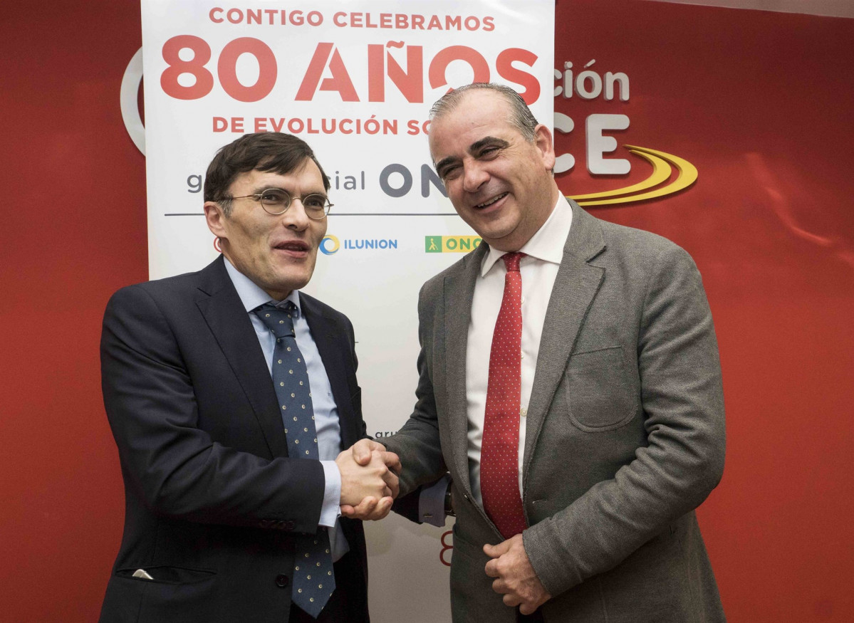 Acuerdo Fundaciu00f3n ONCE y PVE