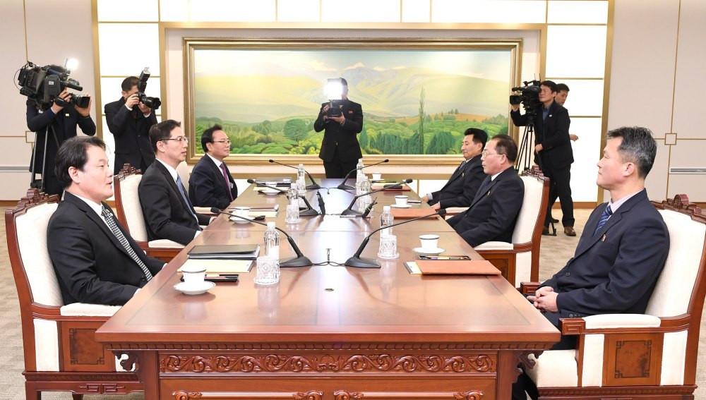 Acuerdo entre Corea del Norte y Corea del Sur