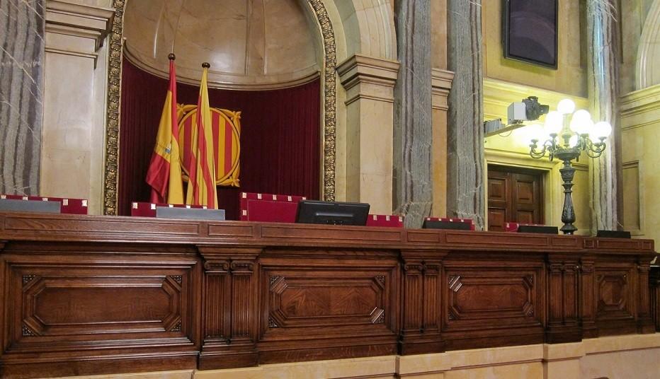 Parlament mesa del parlament