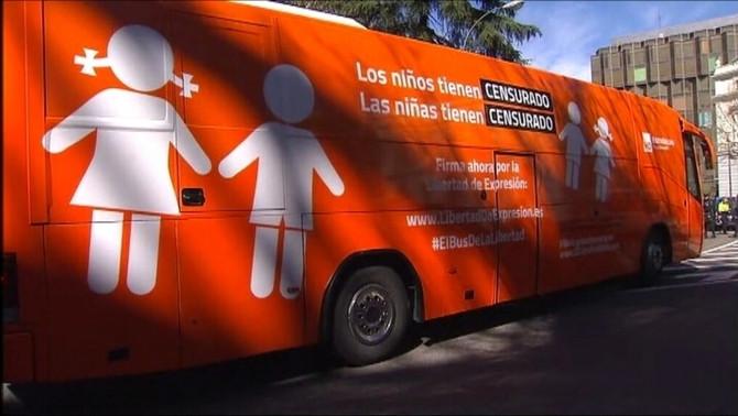 Autobus HazteOir