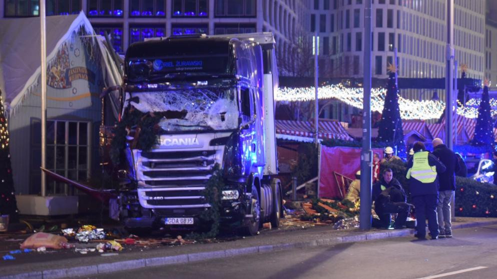 Berlin camion 2
