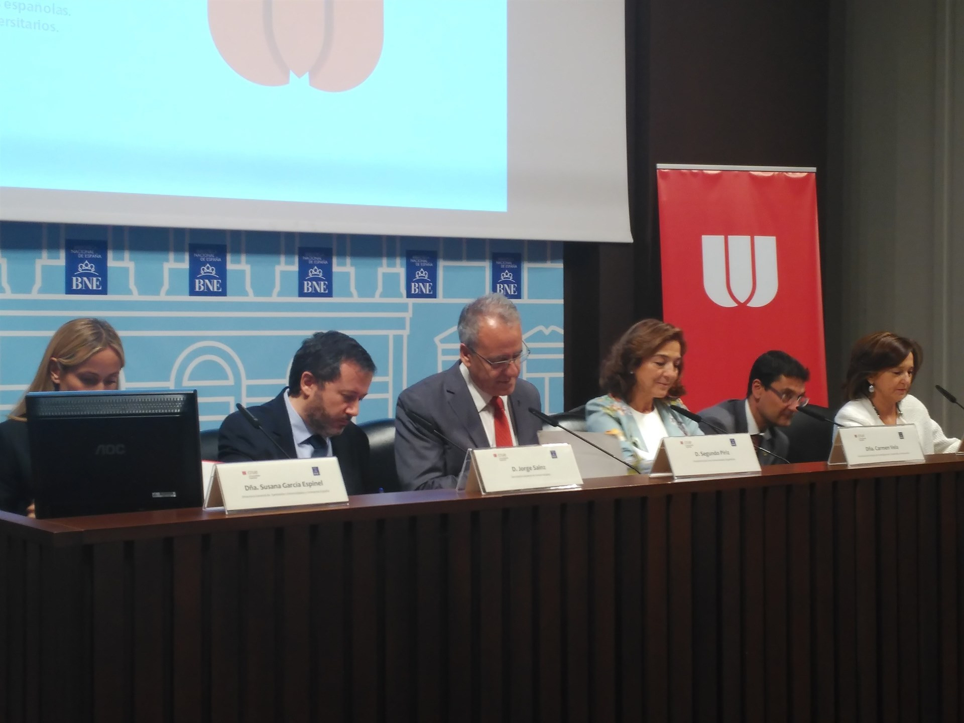 CRUE presenta informe Universidad Espanola