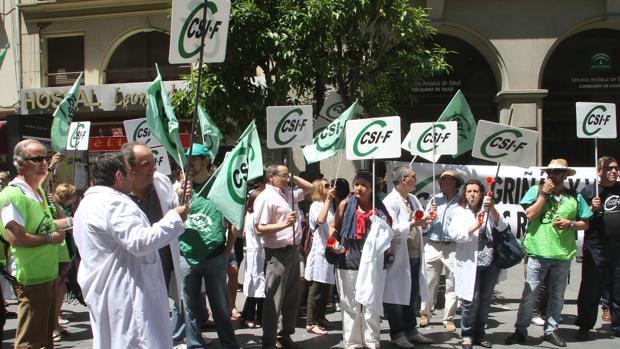 CSIF Sanidad