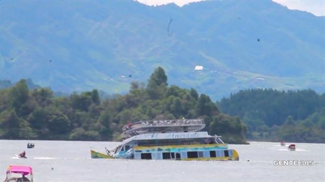 Colombia Embarcacion