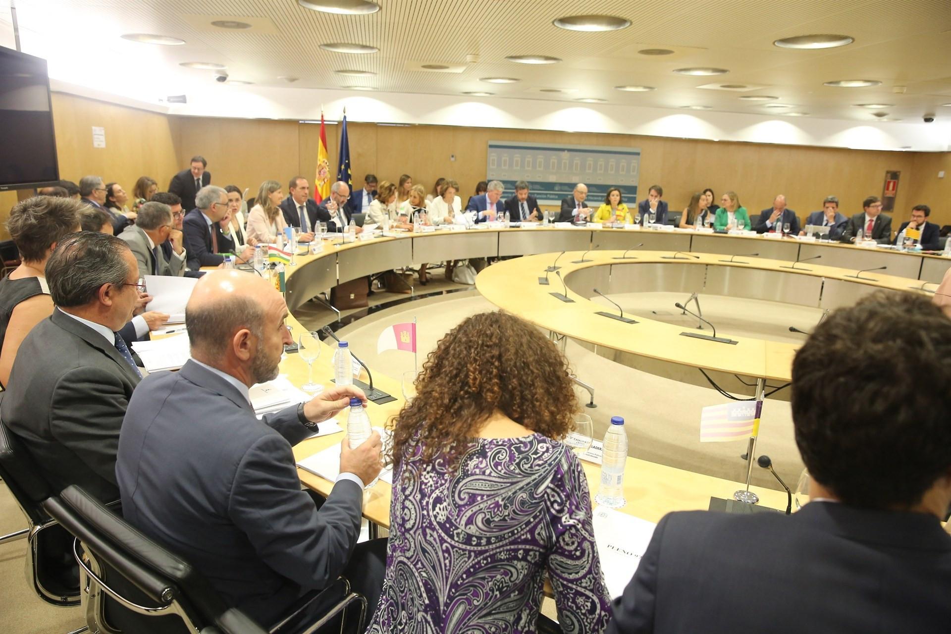 Consejo Politica Fiscal Financiera