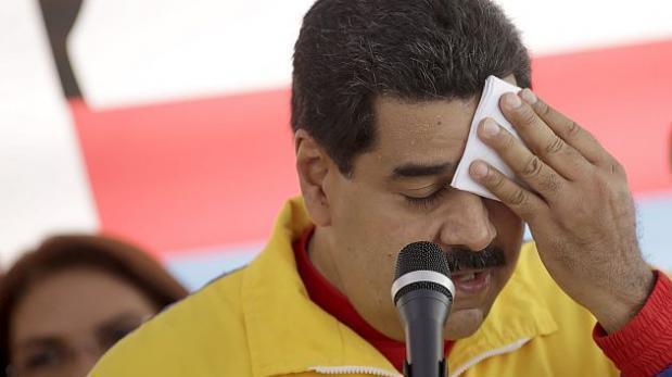 ElpresidentedeVenezuelaNicolasMaduro