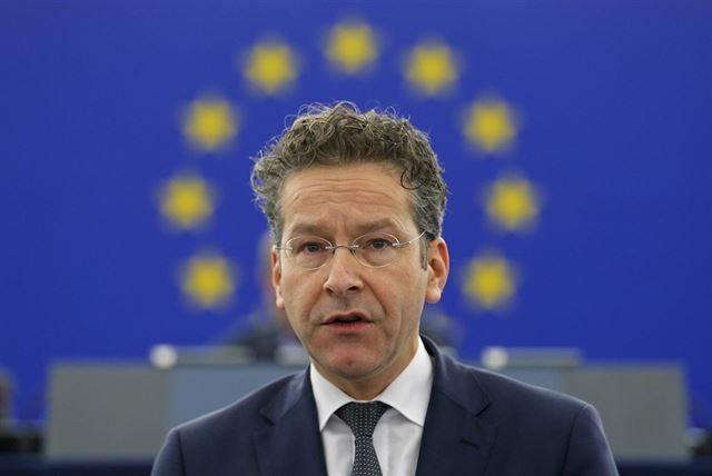 ElpresidentedelEurogrupoJeroenDijsselbloem