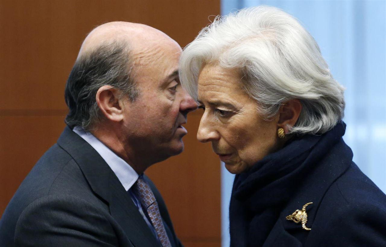 FMI Guindos Lagarde
