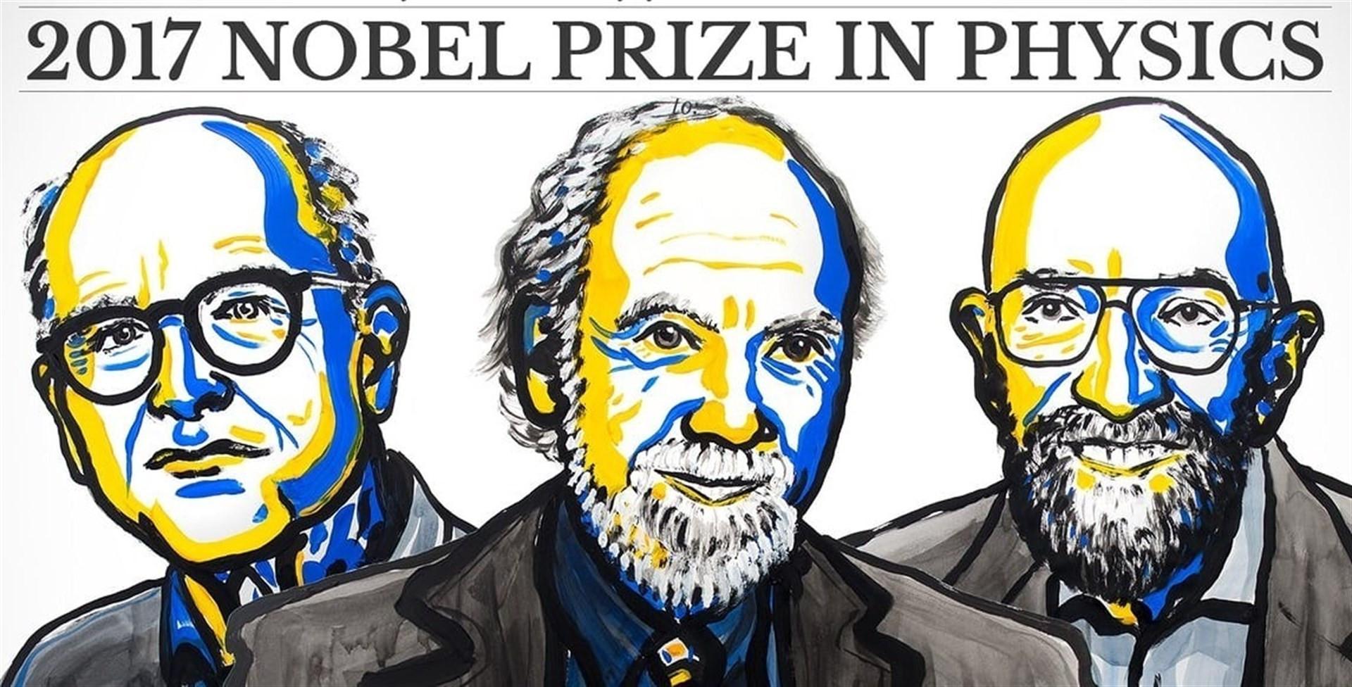 Galardonados Nobel Fisica 2017