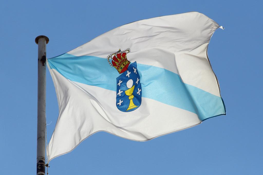 Galicia bandeira