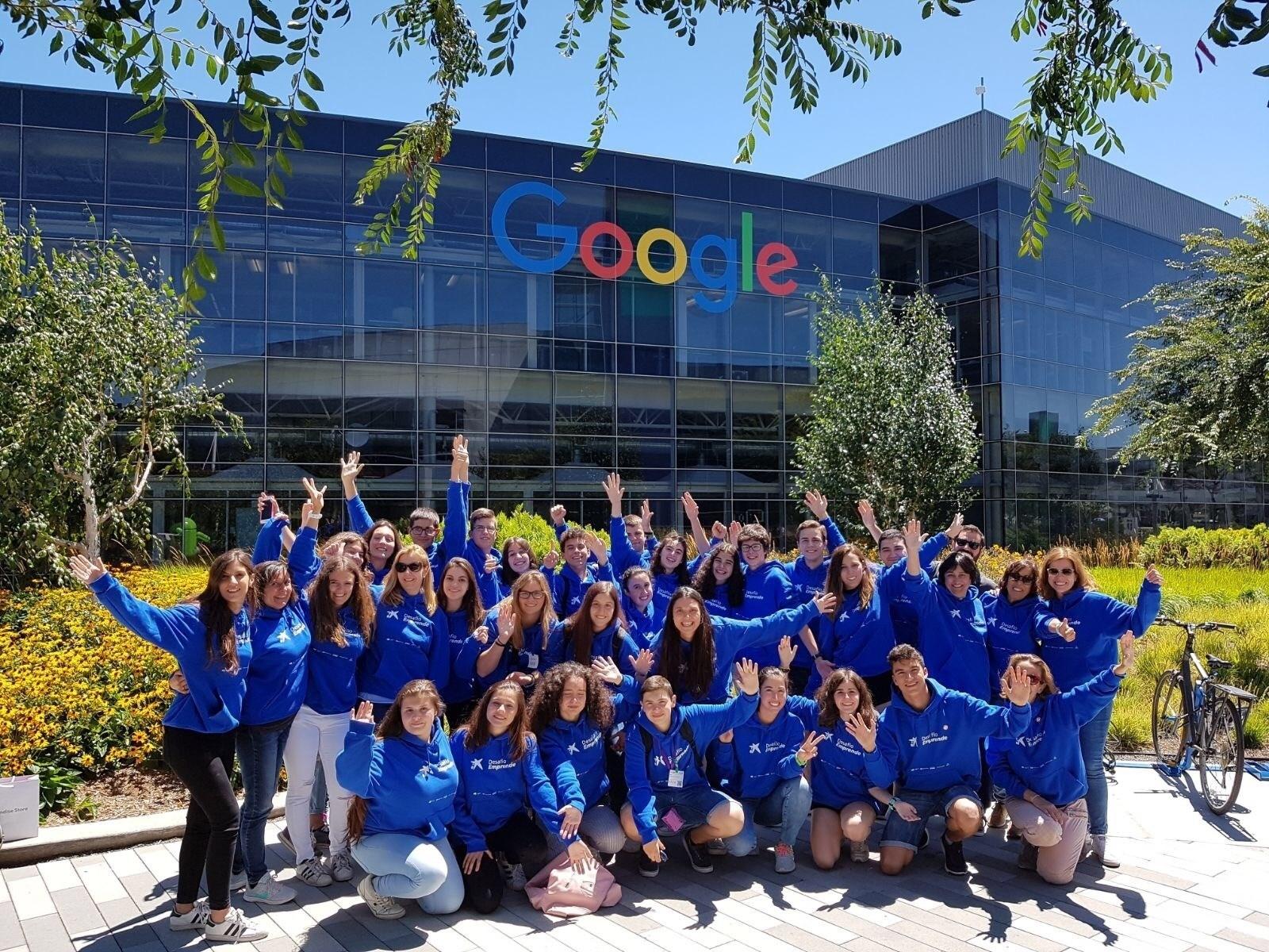 Ganadores Premios Desafio Emprende Caixa Silicon Valley
