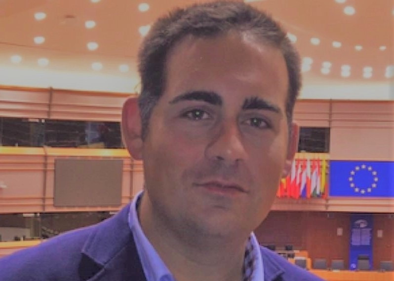 Ivan Gonzalez Presidente LIBRES