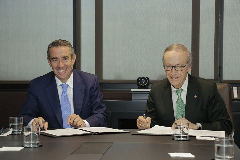 Juan Alcaraz y Miguel Torres