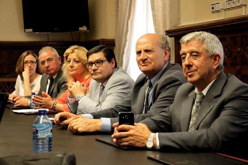 Seis diputados PP Soria