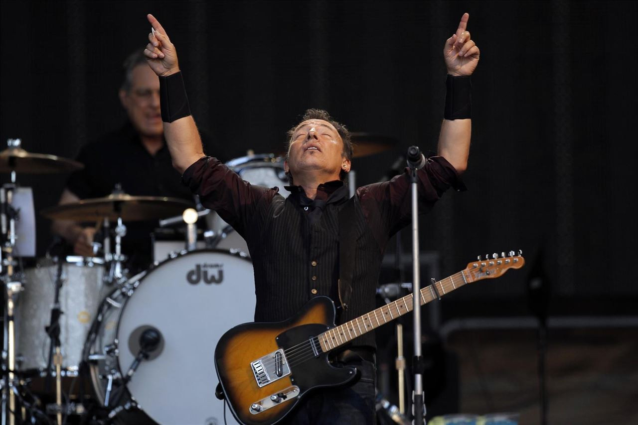 Springsteen Madrid