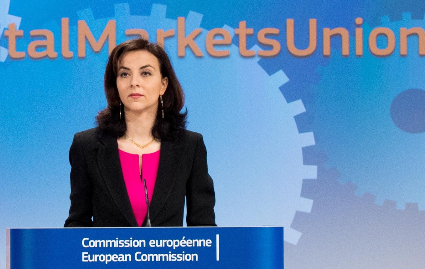 Vanessa Mock comision europea
