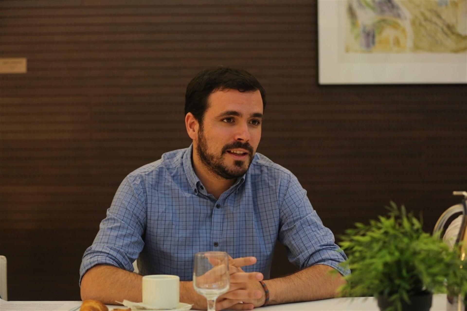 Alberto Garzon