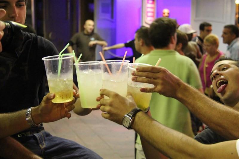 Alcohol jovenes