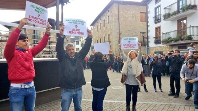 Alsasua protestas