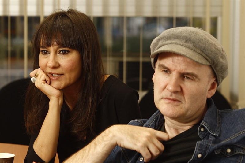 Eva Amaral y Juan Aguirre