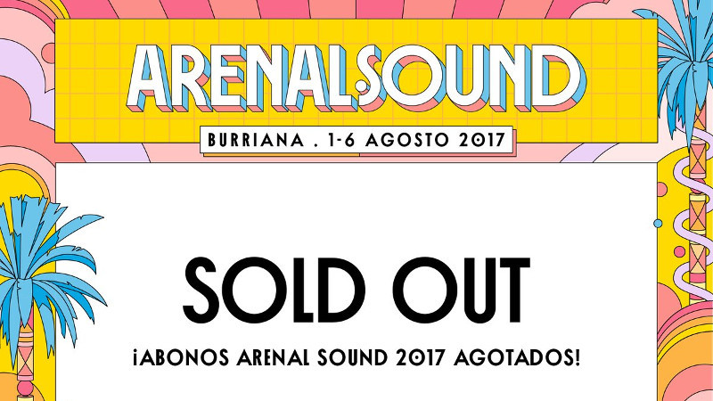 Arenalsoundsoldout