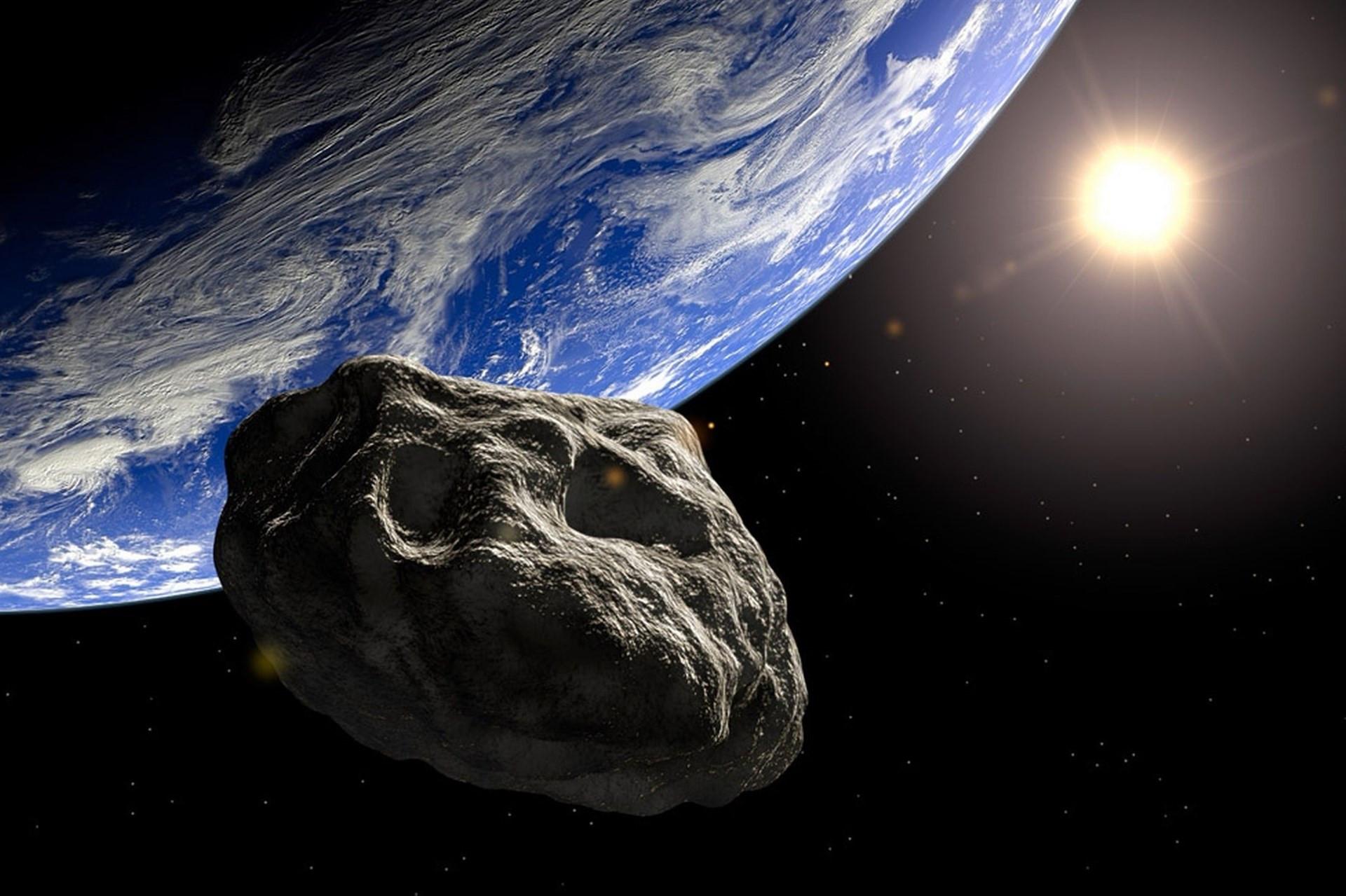 Asteroidecerca tierra