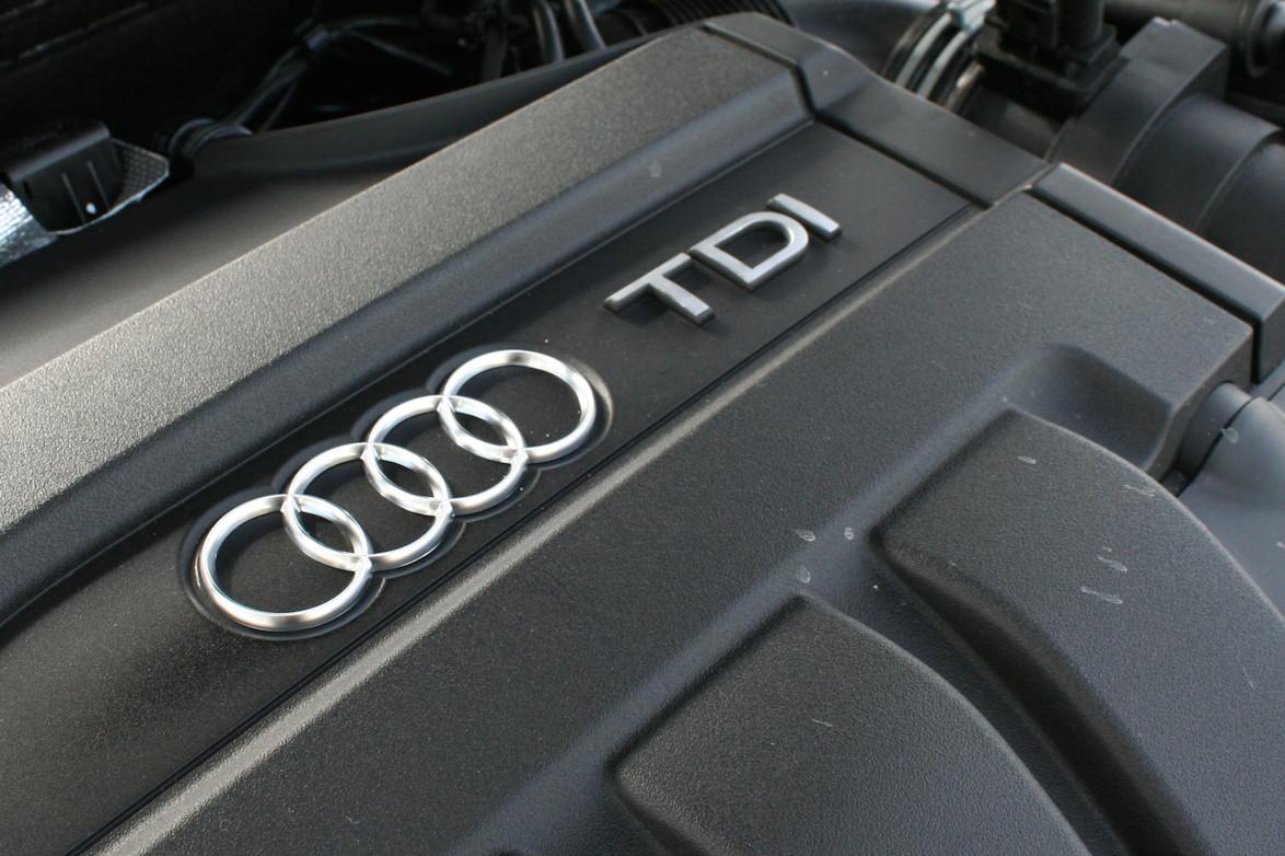 Audi tdi motor