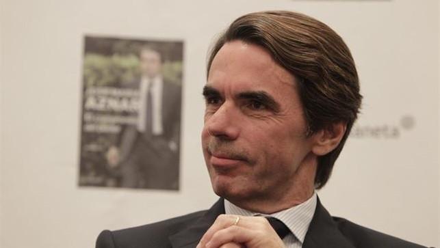 Aznar denuncia 2