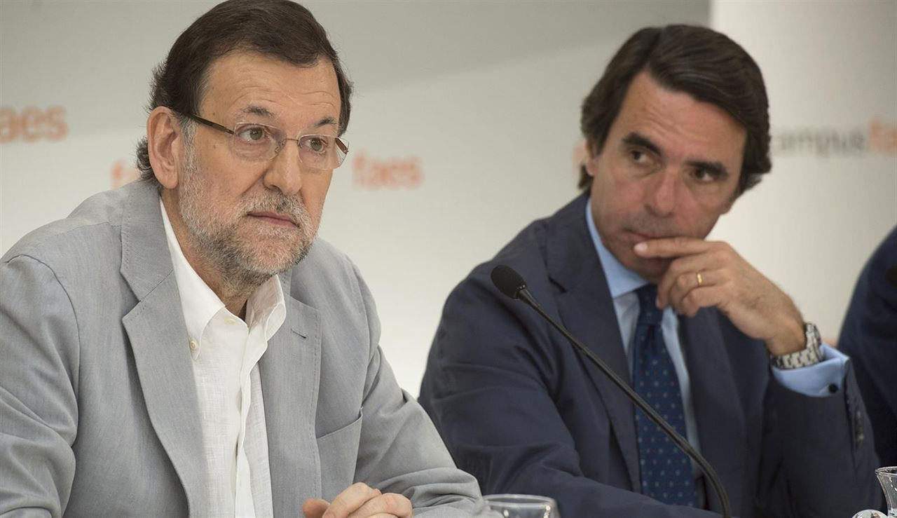 Aznar rajoy 1
