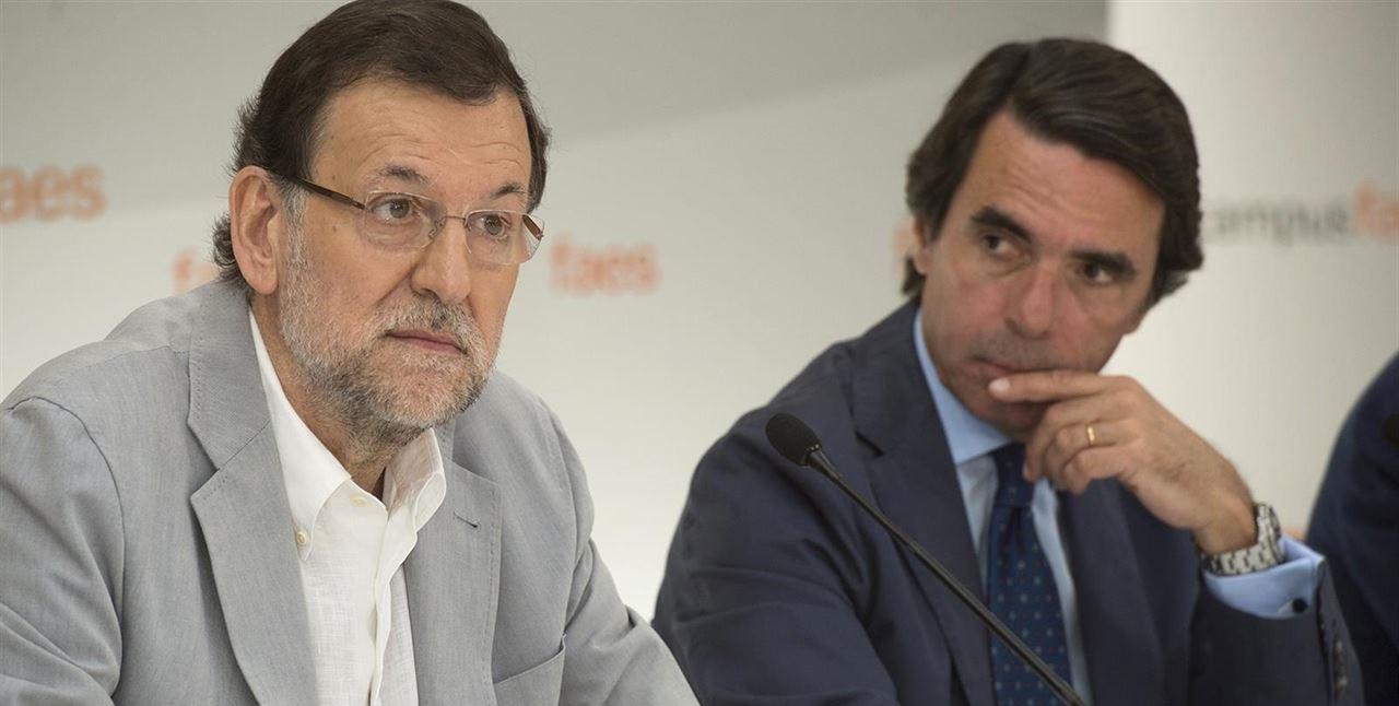 Aznar rajoy 2