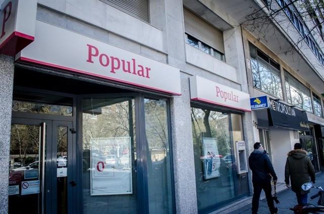 Banco popular despidos