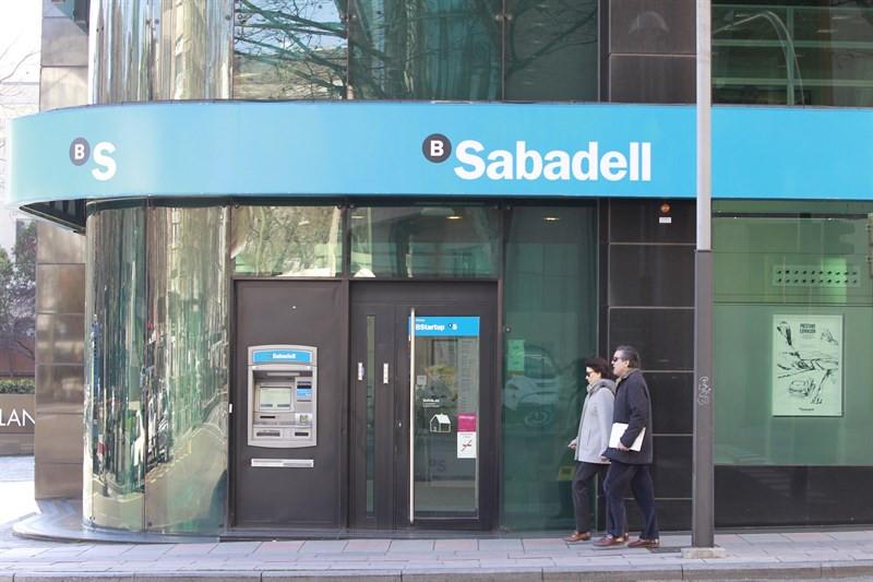 Oficina del Banco Sabadell