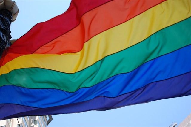 Bandera lgtbiq