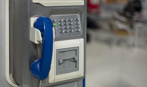 Cabina telfono