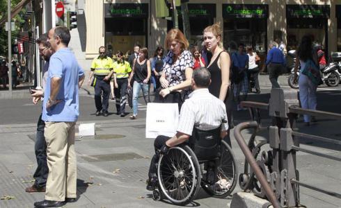 Discapacitados reclaman mayor inversión y medidas para acceder al mercado de trabajo