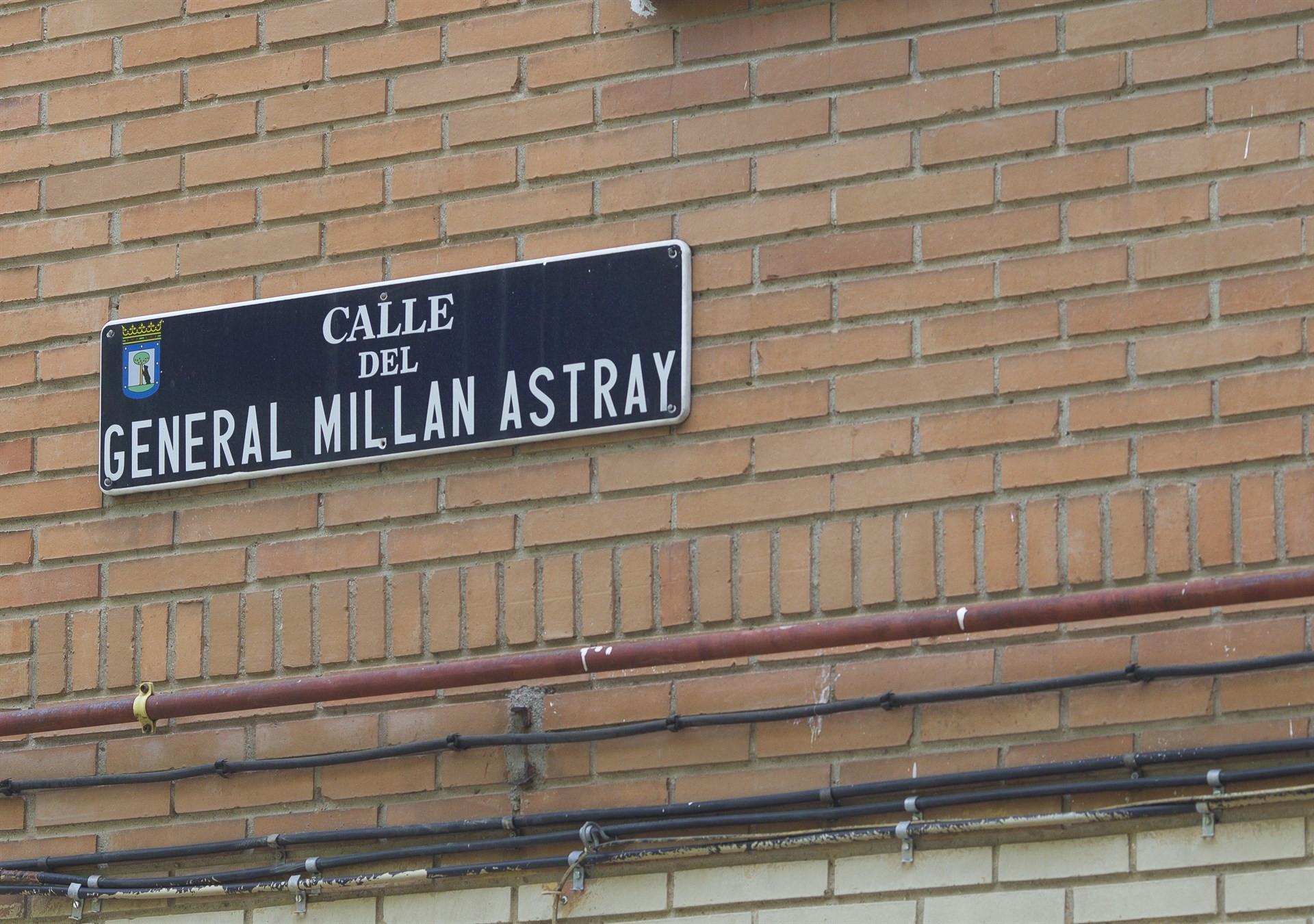 Calles franquismo