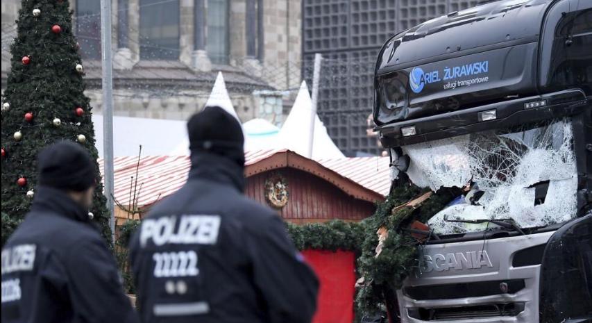 Camion berlin