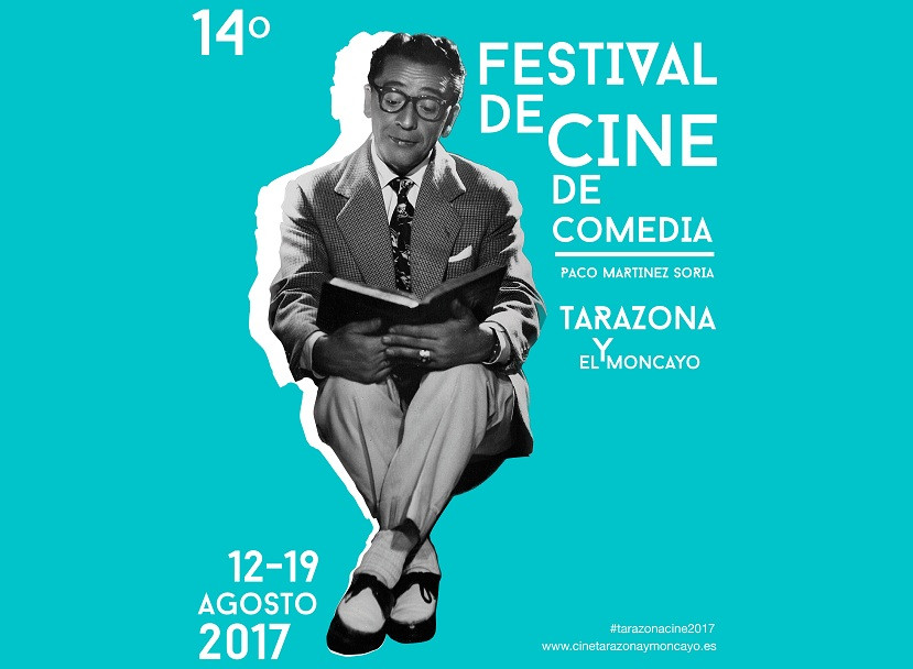 Cartel festival cine tarazona