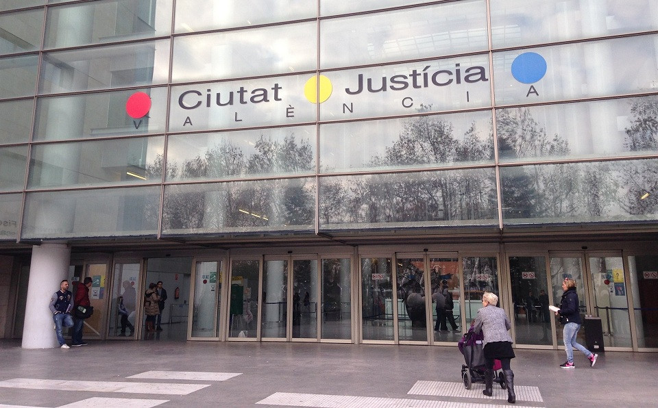 Ciutat Justicia Valencia