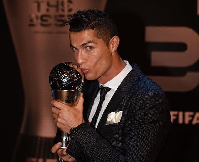 Cristiano the best