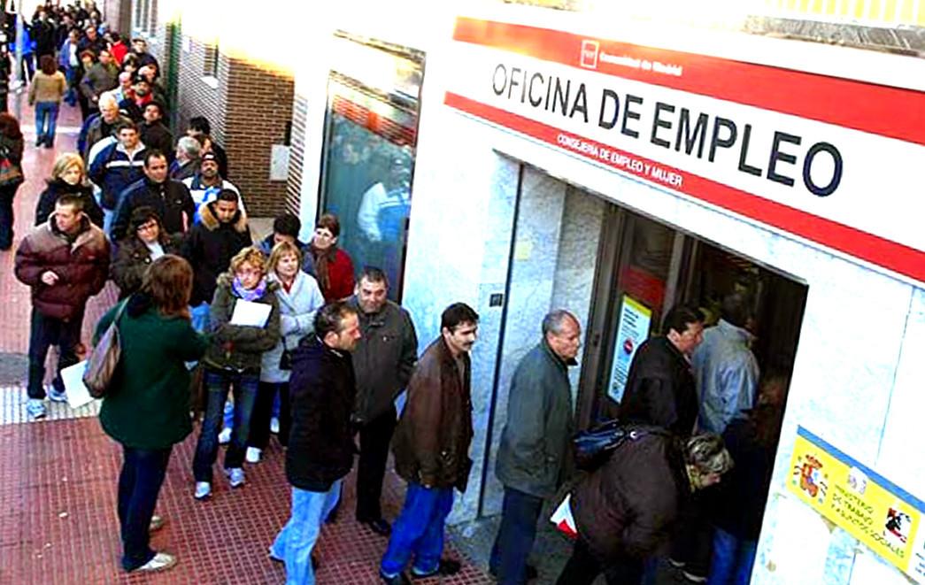 Desempleo espaa