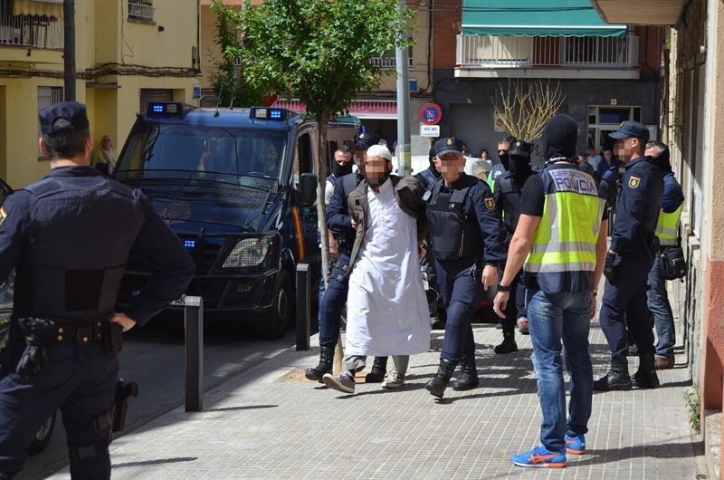 Detencion yihadista