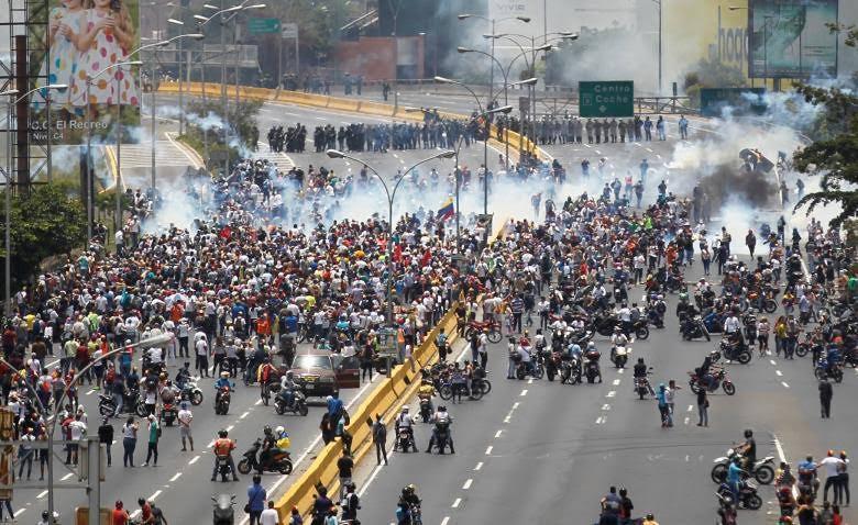 Disturbios 1