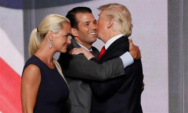 Donald trump hijo