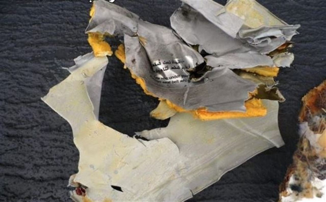 Egyptair accidente